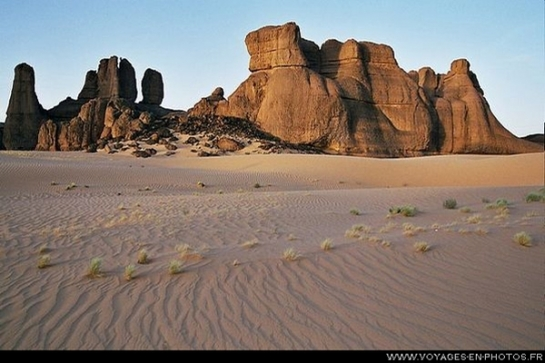 Tassili du Hoggar - voyages-en-photos.fr