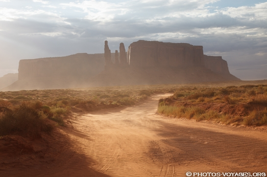 Monument Valley - Three Sisters